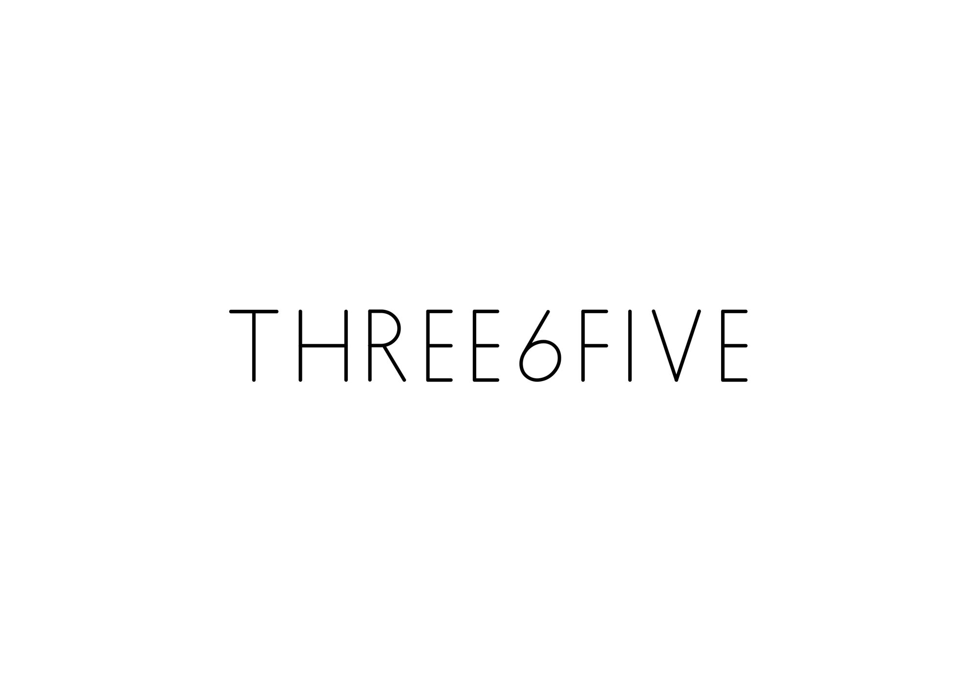 THREE6FIVE