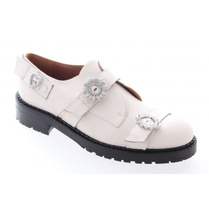 Mocassin Offwhite