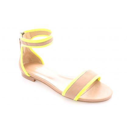 Sandaal Veelkleurig