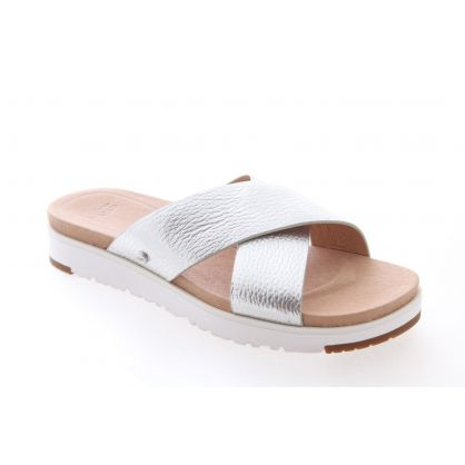 Slipper Zilver / Metallic