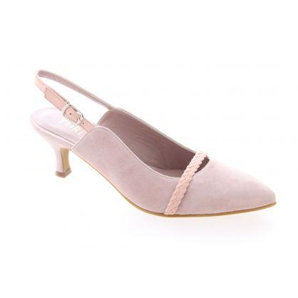 Peep Toe / Peep Heel Roze