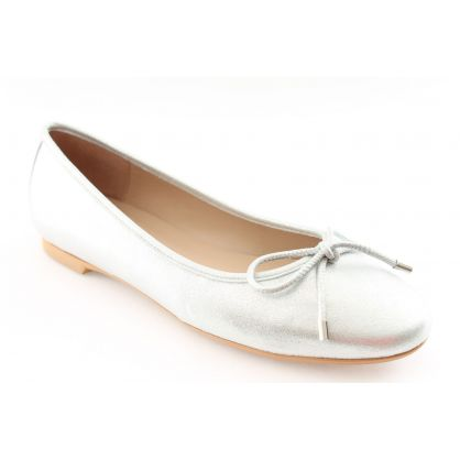 Ballerina Zilver / Metallic