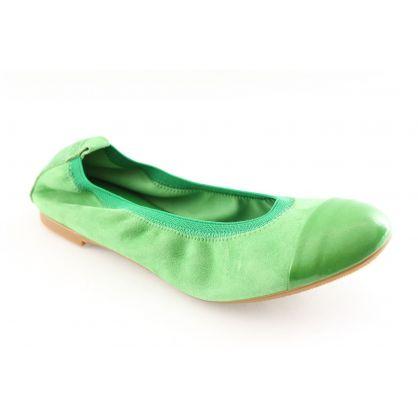 Ballerina Groen