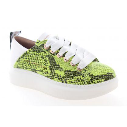 Sneaker Geel