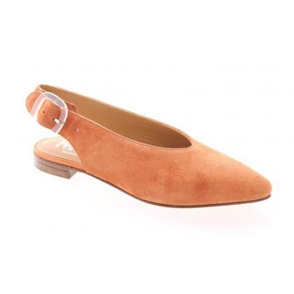 Peep Toe / Peep Heel Oranje