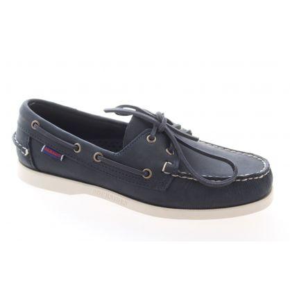 Bootschoen Blauw