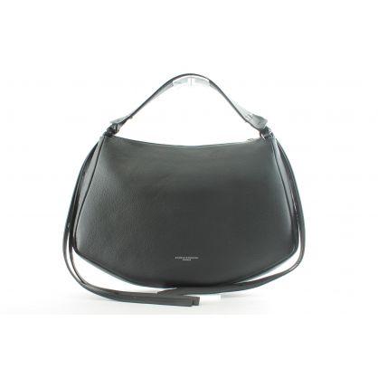 Hand- en schoudertas Zwart
