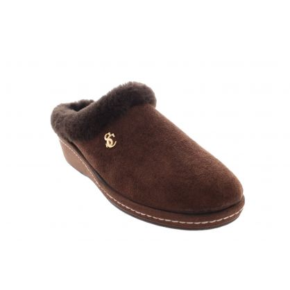 Pantoffel Bruin