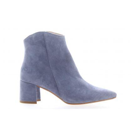 Low boot Bleu