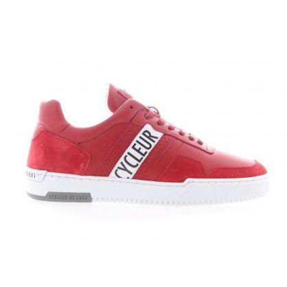 Sneaker Rood