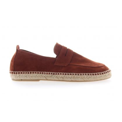 Espadrille Roest