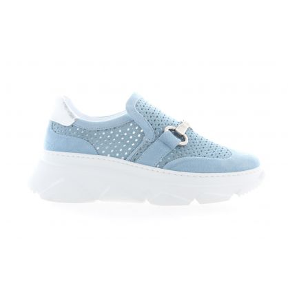 Loafer Blauw