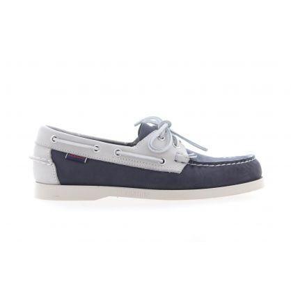 Chaussure de bateau Bleu/ Gris