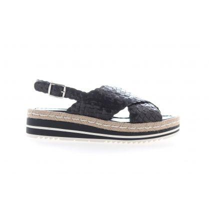 Sandaal Zwart