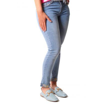 Pantalon Bleu Jeans