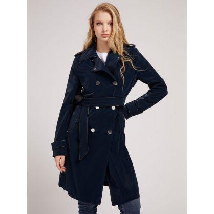 Mantel Blauw