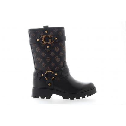 Boot Noir/Brun