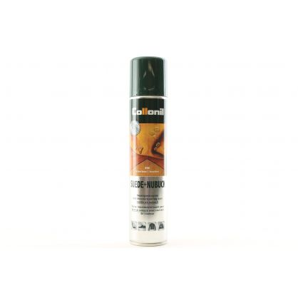 Suede + Nubuck spray sans couleur 200 ml